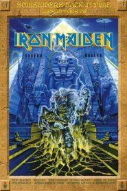 Iron Maden – Somewhere Back in Time World Tour '08, Mumbai India